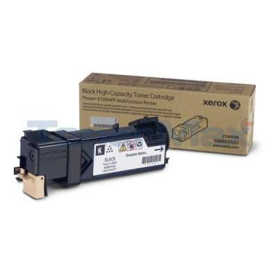 XEROX PHASER 6128MFP TONER CARTRIDGE BLACK